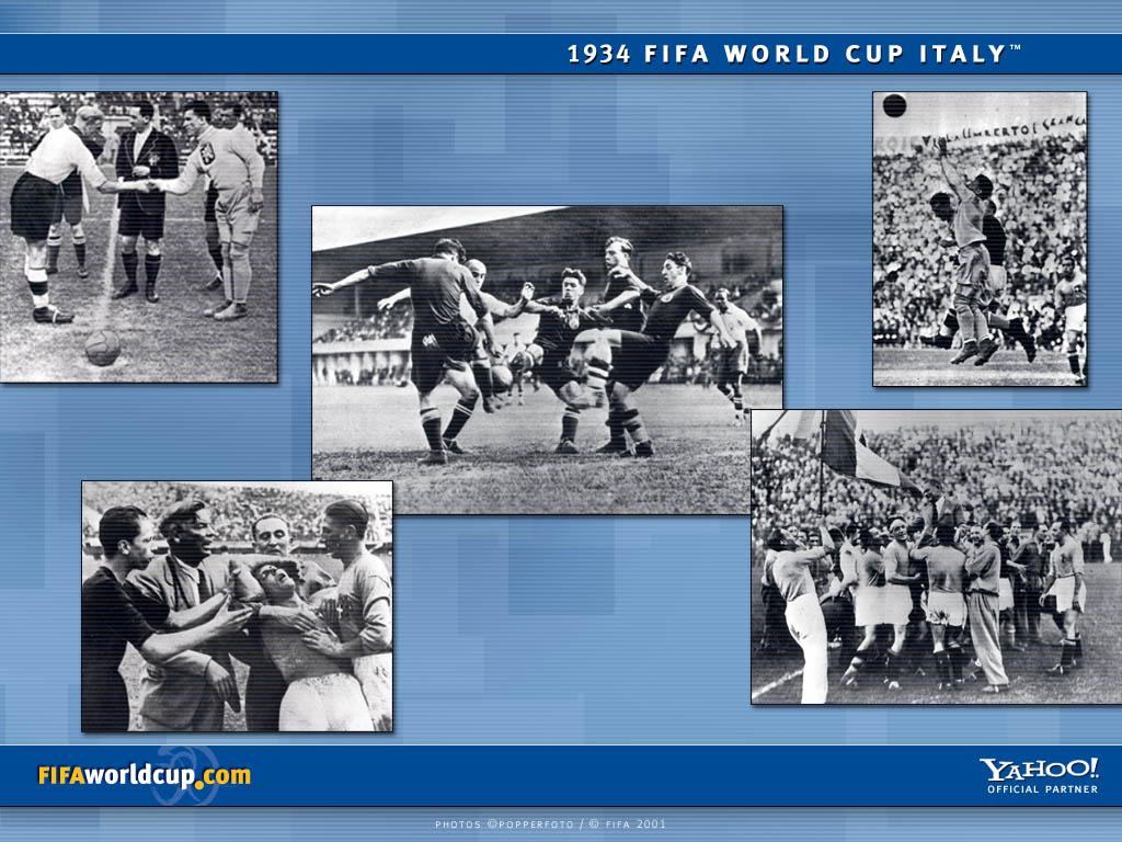 Campioni del Mondo,1934, Italia