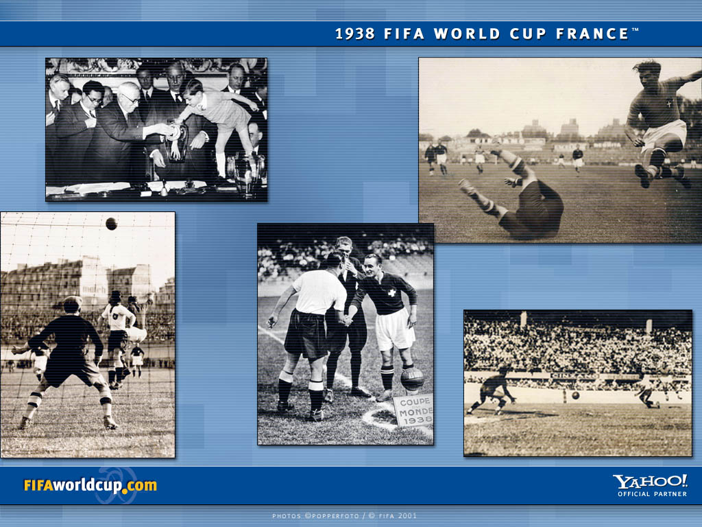 Campioni del Mondo,1938, Italia