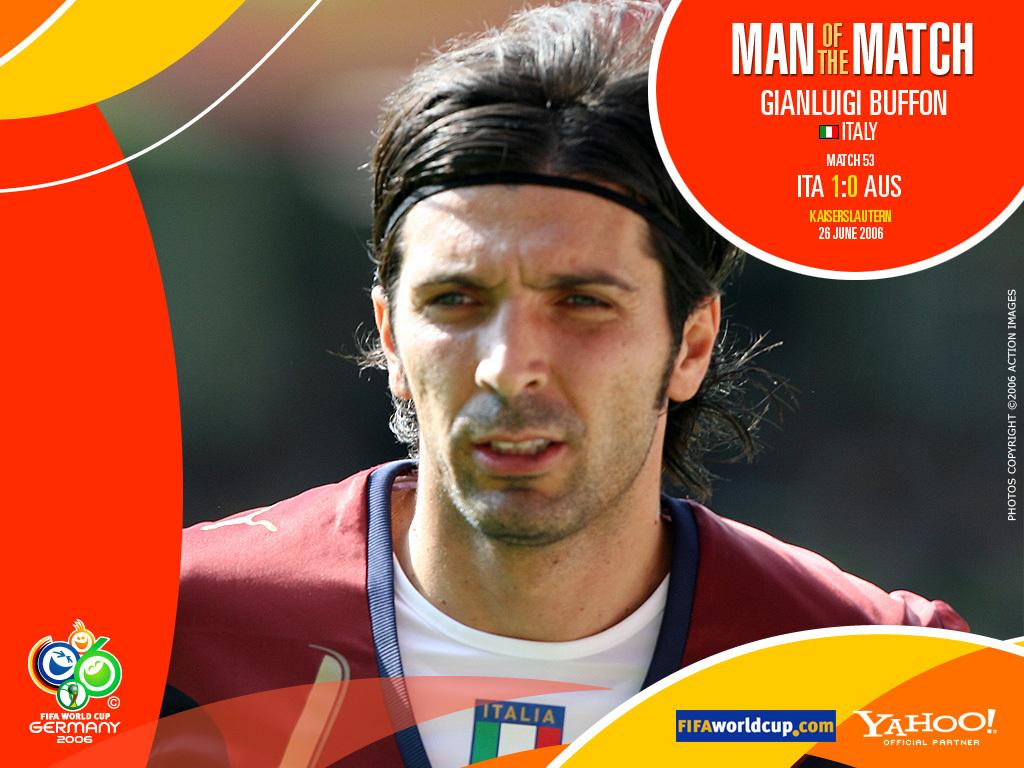 Buffon, GianLuigi, portiere, migliore in campo, campionde del mondo