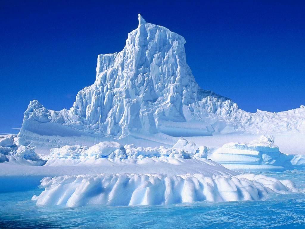 Ghiaccio, iceberg, antartide