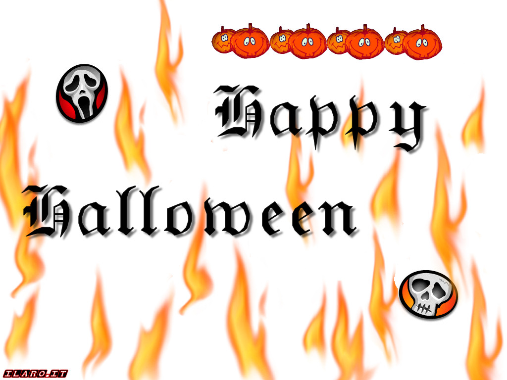 Streghe, fantasmi, horror, Halloween, dolcetto, scherzetto, ognissanti