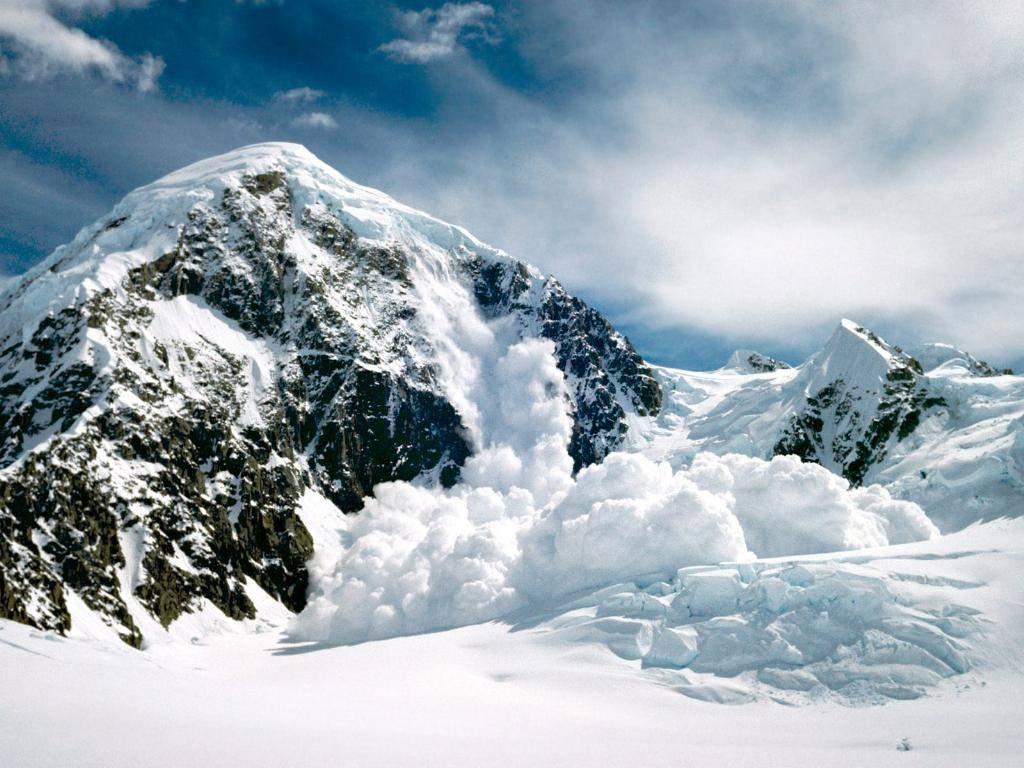Slavina, montagna, neve