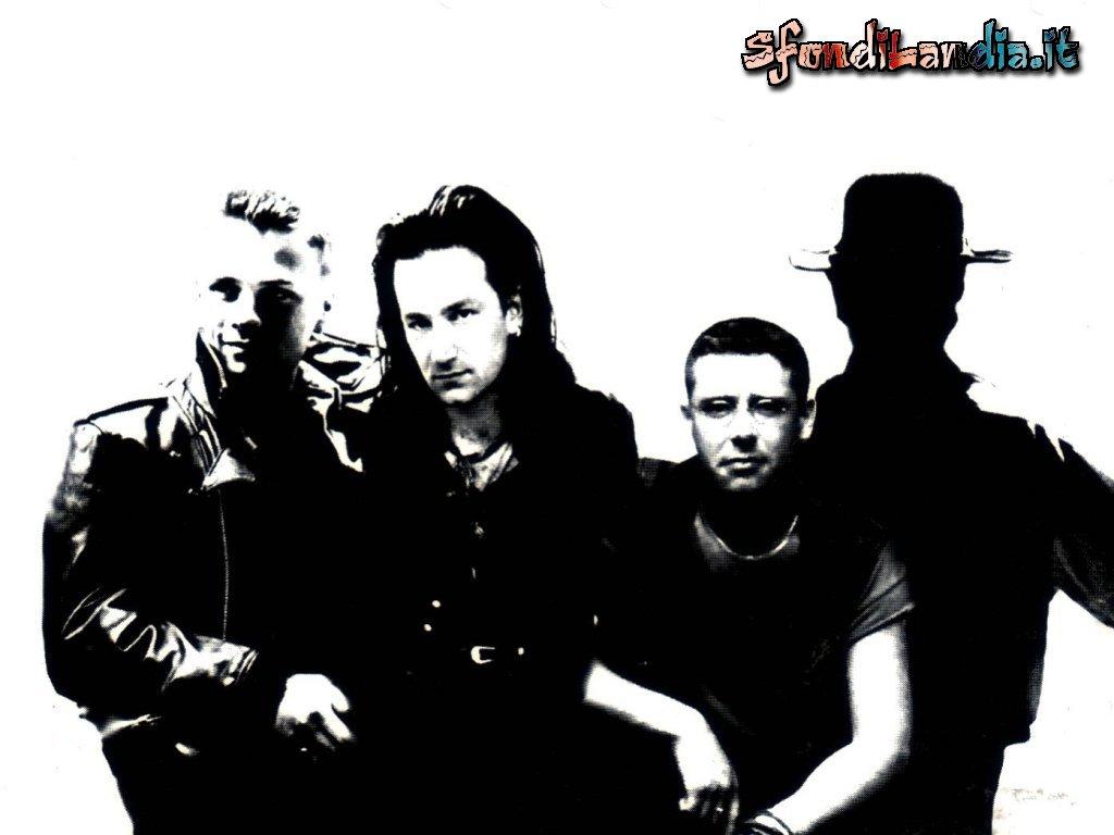 U2, Bono, one, with or without you, sunday bloody sunday