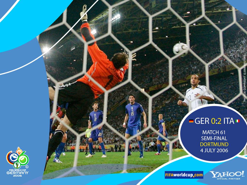 Gruppo E,Italia, Germania, semifinale, storica, Grosso, Del Piero
